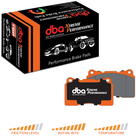 DBA Brake Pads - Xtreme Performance